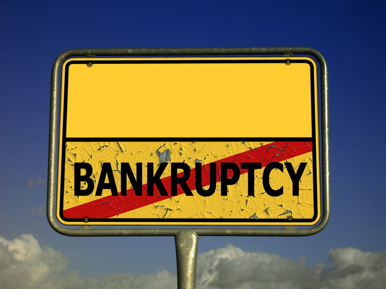 suing-company-filed-bankruptcy
