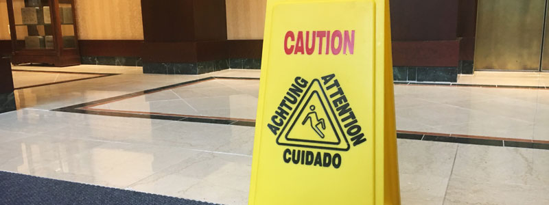 How Does Comparative Fault Affect My Slip and Fall Claim?