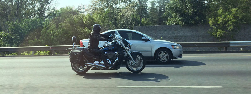 Rear-End Collisions Are Riskier for Motorcyclists — Here's Why