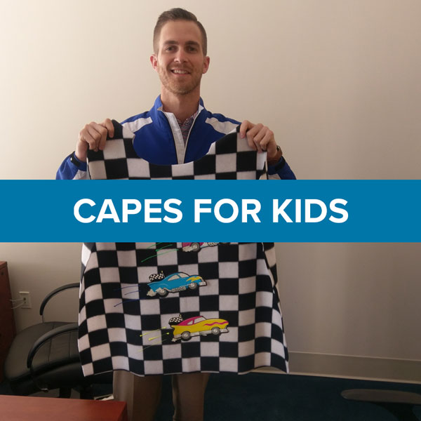 Cape for kids - Hensley Legal Group